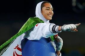 مفاخر زن در ورزش ایران