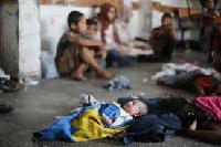 بچه های غزه